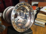 Wide 5,double bead lock wheels,16x16,5 in bs  for sale $600