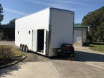28' Continental Cargo Stacker w/ Stinger lift  for sale $35,000