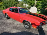 1970 Chevrolet Chevelle  for sale $50,000