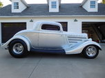 1934 FORD COUPE!!! GIBBON'S BODY!!!