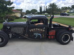 1936 Ford Ratrod Pickup