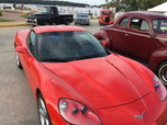 2013 red mint Vett,4150 actual miles