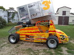 Pavement Sprint Cars For Sale