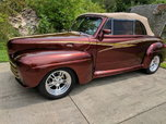 1947 ford convertible   for sale $49,000