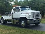 1994 GMC Topkick Wrecker  for sale $20,000