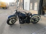 1940 Harley Davidson EL Knucklehead  for sale $19,000
