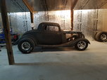 1934 Ford 3 Window  for sale $8,000