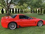 2003 Corvette Z06  for sale $19,500