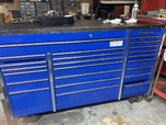Snap on Snapon Snap-on KRL1003 Cabinet and wood top. Royal B  for sale $3,500