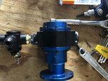 Kinsler fuel pump. And cut off valve  for sale $350