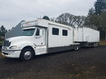 07 Freightliner Columbia and Wildside Stacker  for sale $135,000