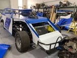2017 LMCA Dirt Modified Harris Chassis  for sale $9,000
