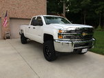 2015 Chevrolet Silverado 2500 HD  for sale $30,000