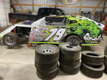 T bag chassis Imca A mod  for sale $12,000