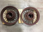 1931 Chevrolet wire wheels  for sale $100
