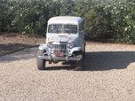 1955 Willys Custom  for sale $10,500
