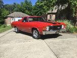 1972 El Camino  for sale $22,500