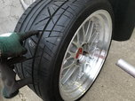 BBS LM SERIES PORSCHE TURBO WHEELS  for sale $2,500