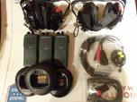 Motorola racing radio set  for sale $515