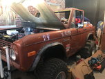 1974 Ford Bronco  for sale $18,000
