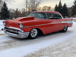 Pro Street 1957 Chevy Belair   for sale $59,500