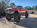 1989 Ford F150 Mega truck