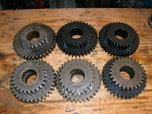 pro fab 1 inch gears  for sale $130