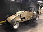 BEAST Pavement Silver Crown Car  for sale $21,000