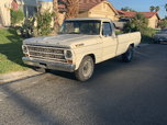 1969 Ford F-250  for sale $7,250