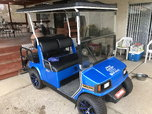 YAMAHA G2 4-STROKE GAS GOLF CART  for sale $5,000