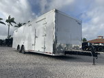 28' Continental Cargo Race Trailer
