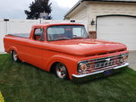 1961 ford unibody  for sale $21,000