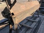 8' sheet metal brake