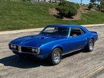 1967 Pontiac Firebird  for sale $26,500