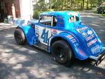 34 Chevy Coupe Legend Race Car   for sale $5,000