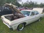 1968 Chevrolet Impala  for sale $7,500