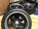 Kwc forged rims 5x4.5   for sale $1,300