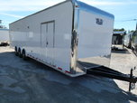 2021 34' VINTAGE PROSTOCK BATHROOM TRAILER for Sale $32,900