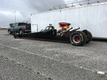 Hard tail Dragster