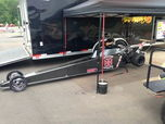 2011 Half Scale 7.90 jr Dragster  for sale $12,000