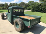 '58 Willys Jeep Rat Rod  for sale $16,500