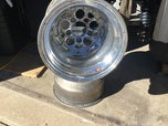Weld 5 on 5 bolt spacing wheels  for sale $800