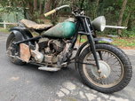 1946 Indian Chief bobber  for sale $8,000
