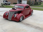 "1937 ford 3 window ""TRADE"""