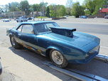 1968 CAMARO DRAG CAR  for sale $15,000