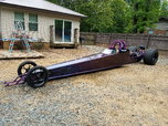 Race craft dragster and trans   for sale $10,500