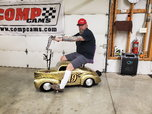40 Willys go cart/pit vehicle