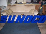 SUNOCO gas station sign  for sale $1,400