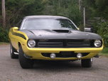 1970 Plymouth Barracuda  for sale $29,700