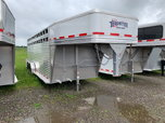 2017 FRONTIER 20FT LIVESTOCK TRAILER   for sale $13,599